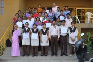 Gwalior Glory. Mother Teresa Nursing Institute, Amar Jyoti, Gwalior Workshop
